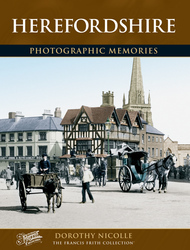 Cover image of Herefordshire Photographic Memories