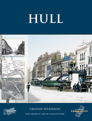 Cover image of Hull Town and City Memories