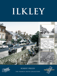 Cover image of Ilkley Town and City Memories