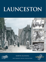 Cover image of Launceston Town and City Memories