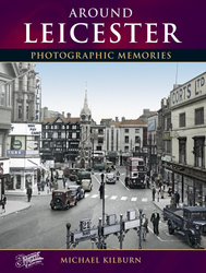 Cover image of Leicester Photographic Memories