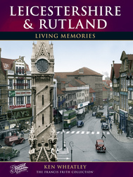 Cover image of Leicestershire & Rutland Living Memories