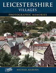 Cover image of Leicestershire Villages Photographic Memories