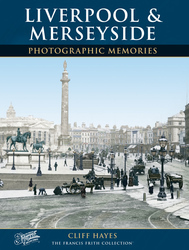 Cover image of Liverpool and Merseyside Photographic Memories