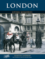 Cover image of London Living Memories