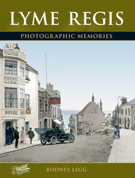 Cover image of Lyme Regis Photographic Memories