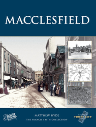 Cover image of Macclesfield Town and City Memories