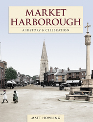 Cover image of Market Harborough - A History and Celebration