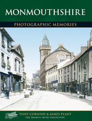 Cover image of Monmouthshire Photographic Memories