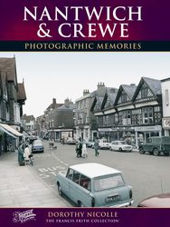 Cover image of Nantwich and Crewe Photographic Memories