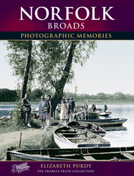 Cover image of Norfolk Broads Photographic Memories