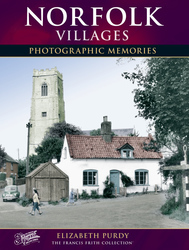 Cover image of Norfolk Villages Photographic Memories