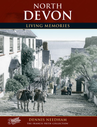 Cover image of North Devon Living Memories
