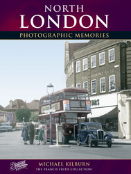 Cover image of North London Photographic Memories