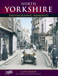 Cover image of North Yorkshire Photographic Memories