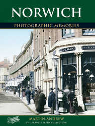 Cover image of Norwich Photographic Memories
