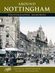 Cover image of Nottingham Photographic Memories