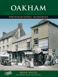 Cover image of Oakham Photographic Memories
