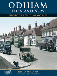 Cover image of Odiham Then and Now Photographic Memories