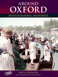 Cover image of Oxford Photographic Memories