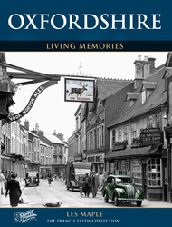 Cover image of Oxfordshire Living Memories