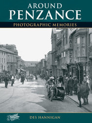 Cover image of Penzance Photographic Memories