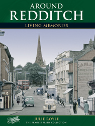 Cover image of Redditch Living Memories