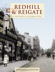Cover image of Redhill and Reigate - A History and Celebration