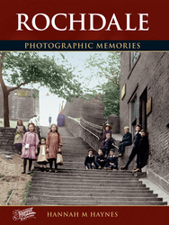 Cover image of Rochdale Photographic Memories