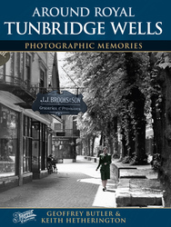 Cover image of Royal Tunbridge Wells Photographic Memories