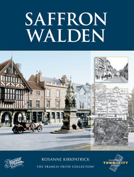 Cover image of Saffron Walden Town and City Memories