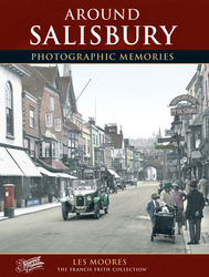 Cover image of Salisbury Photographic Memories
