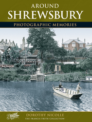 Cover image of Shrewsbury Photographic Memories