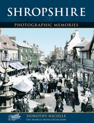 Cover image of Shropshire Photographic Memories