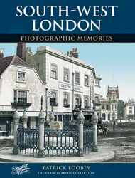 Cover image of South West London Photographic Memories
