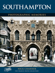 Cover image of Southampton Photographic Memories