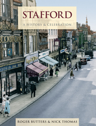 Cover image of Stafford - A History & Celebration