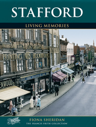 Cover image of Stafford Living Memories