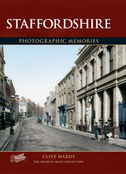 Cover image of Staffordshire Photographic Memories