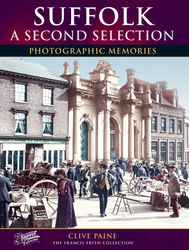 Cover image of Suffolk - A Second Selection Photographic Memories