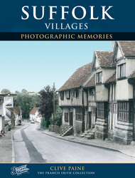 Cover image of Suffolk Villages Photographic Memories