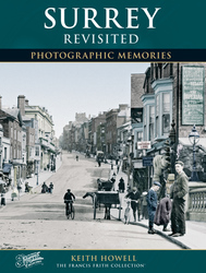Cover image of Surrey Revisited Photographic Memories