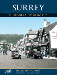 Cover image of Surrey