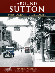 Cover image of Sutton Photographic Memories