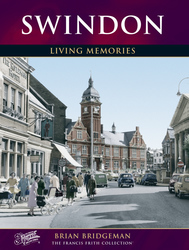 Cover image of Swindon Living Memories