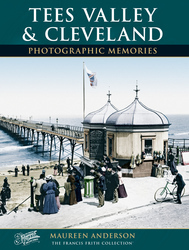 Cover image of Tees Valley and Cleveland Photographic Memories