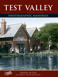 Cover image of Test Valley Photographic Memories