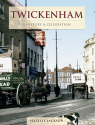 Cover image of Twickenham - A History & Celebration