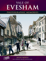 Cover image of Vale of Evesham Photographic Memories