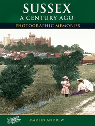 Cover image of Victorian and Edwardian Sussex Photographic Memories
